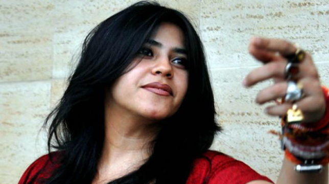 Feels great to work with Ronit again: Ekta Kapoor