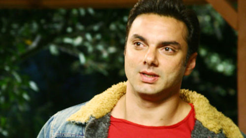 Eid is time to share joy of togetherness, says actor Sohail Khan