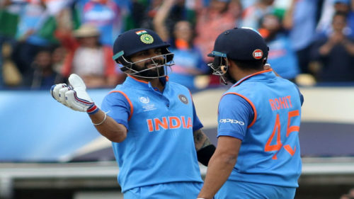 Champions Trophy 2017: India Vs Bangladesh — Relive the best moments of match with these pics!