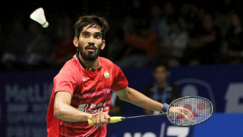Srikanth in final, Prannoy's fight ends at Indonesia Open