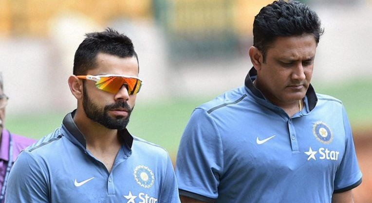 India cricket greats lament as Kohli topples Kumble
