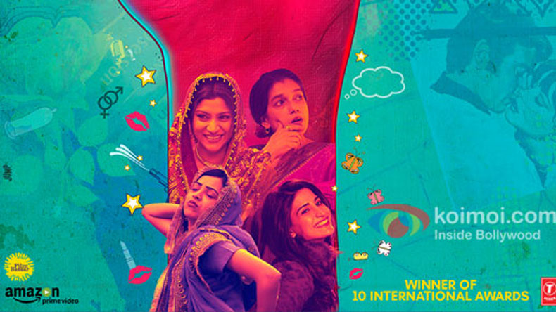 Lipstick Under My Burkha's trailer is extremely bold and daring