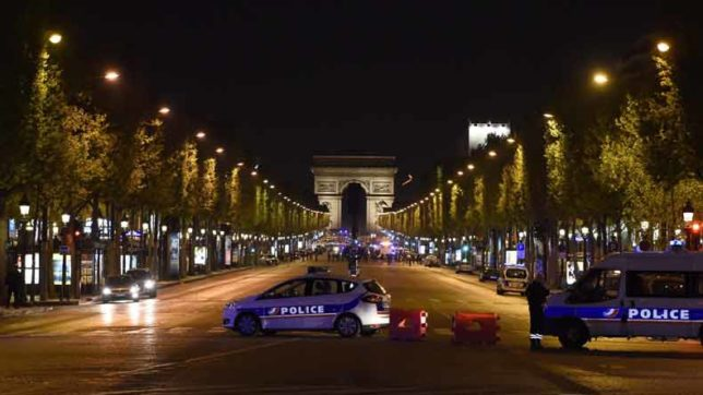 Paris Champs-Elysees perpetrator swore allegiance to Islamic State