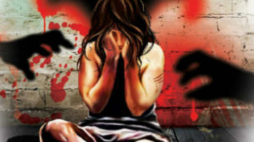Minors 'gang-rape' 14-year-old girl, threw her from a train later at Kiul railway station in Bihar.