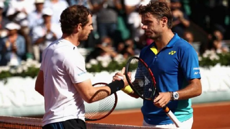 Wawrinka forces 5th set against Murray