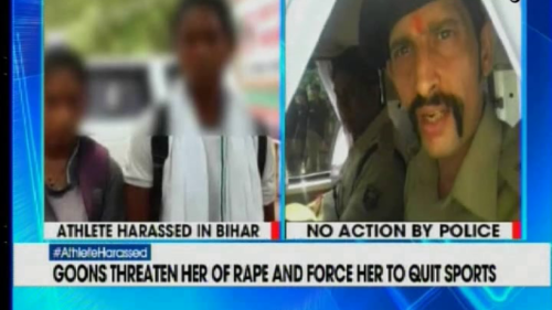 Punished for being a sportswoman! State-level athlete sexually harassed by goons in Bihar
