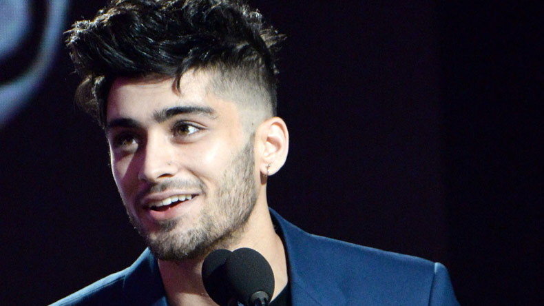 Zayn Malik read letters to his granddad