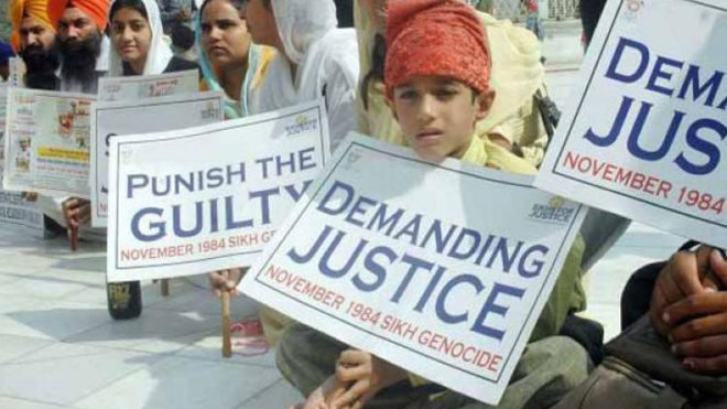 Lack of evidence against men accused of killing 2 in 1984 riots forces SIT to close case