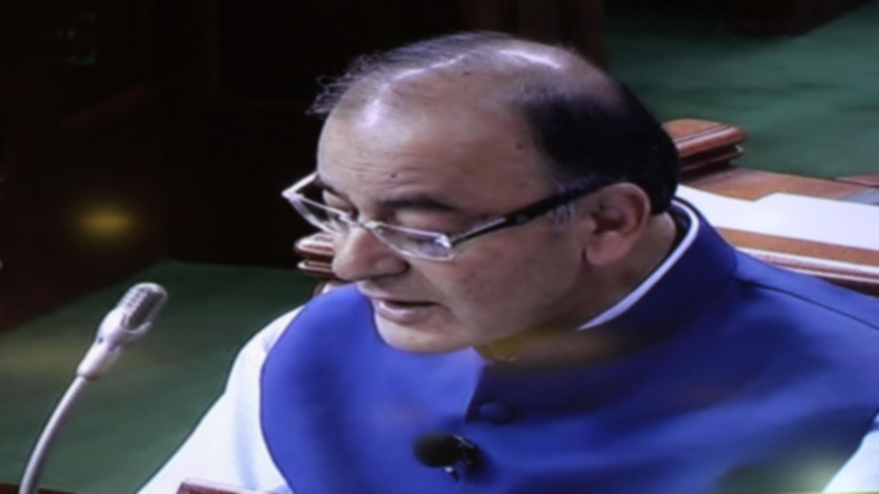Union Minister for Finance, Corporate Affairs, and Information and Broadcasting and BJP leader Arun Jaitley. (File Photo: IANS)