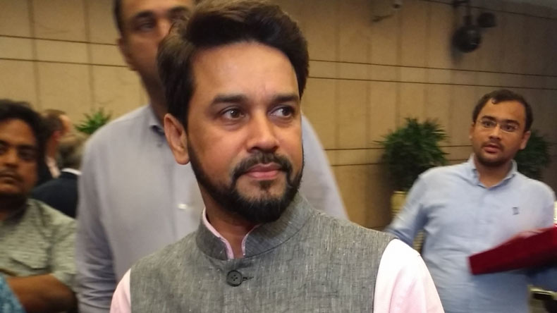Anurag Thakur files apology before Supreme Court