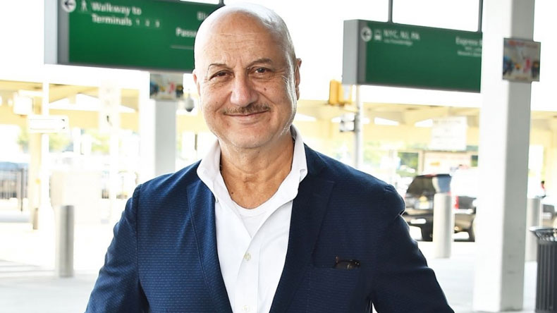 Two film releases on two sides of world: Anupam Kher feels lucky