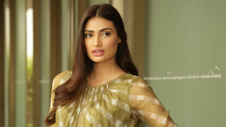 Athiya Shetty becomes 'Princess' for Shyamal and Bhumika at ICW 2017