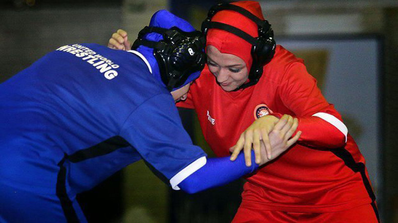 Wrestling: UWW give nod to Iranian dress code for women