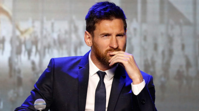 Barcelona court replaces Messi's prison sentence with $290,000 fine