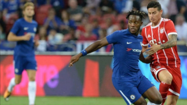 Bayern defeat Chelsea 3-2 in ICC Champions Cup victory