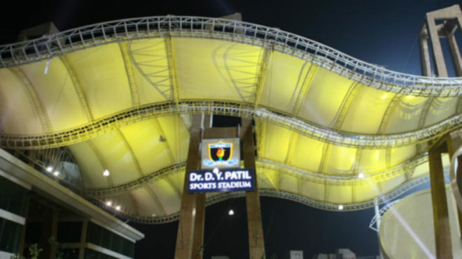 DY Patil Stadium in great shape: Mali official