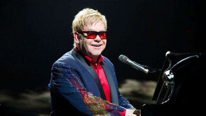 Gay stigma and shame is still rife, says Elton John