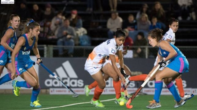 India women's hockey