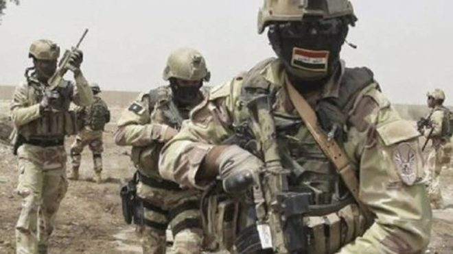 Iraqi forces take back city of Tel Afar from Islamic State