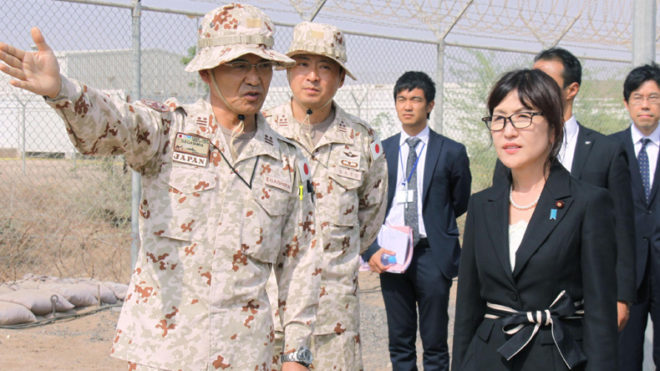 Japan's Defence Minister Inada resigns over data concealment scandal