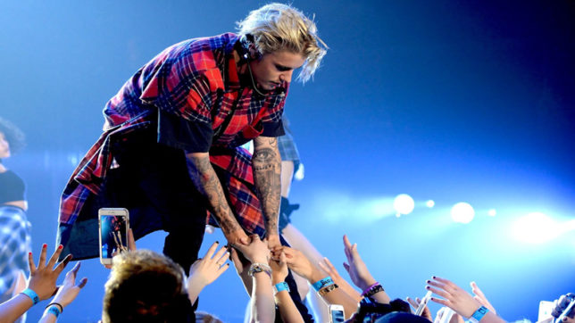 Justin Bieber calls off remaining shows of 'Purpose world tour'