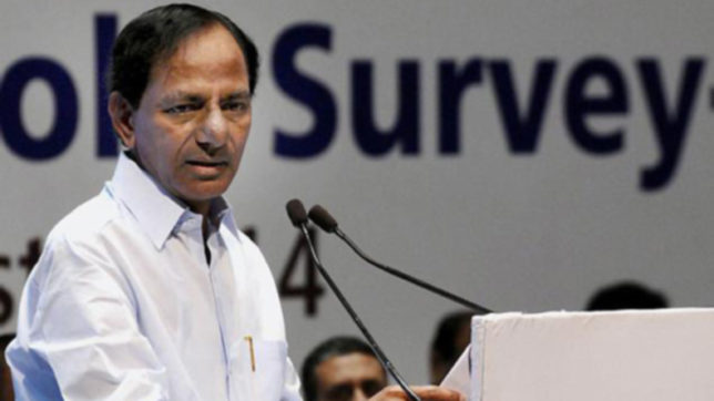 Don't spare anyone involved in drugs racket: Don't spare anyone involved in drugs racket: CMK Chandrashekhar Rao