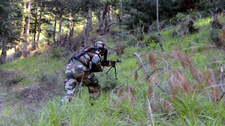 JK's Tral Encounter: Three terrorists killed in encounter, operation underway