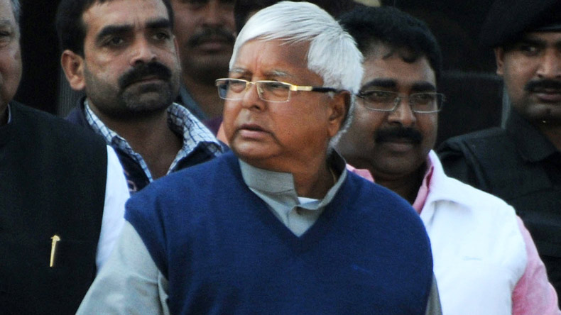 ED registers money laundering case against Lalu Prasad Yadav and family