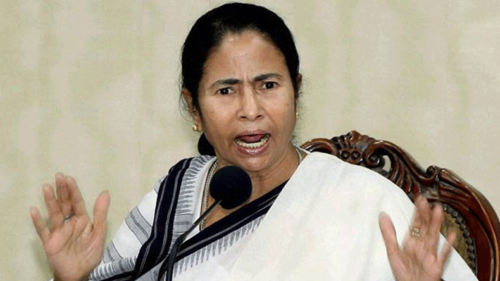 Mamata Banerjee stoking communal fire to stay in power, says BJP