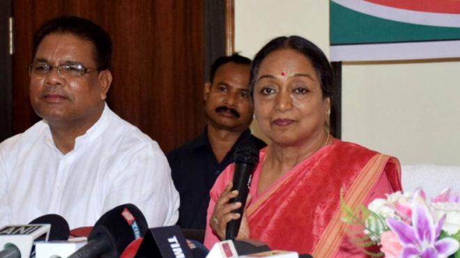 Meira-Kumar-stirs-controversy-over-support-in-Meghalaya
