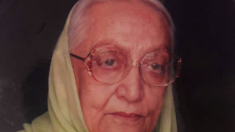 Punjab CM Amarinder Singh's mother Mohinder Kaur passes away