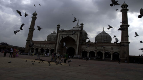 Cloudy day. (File Photo: IANS)