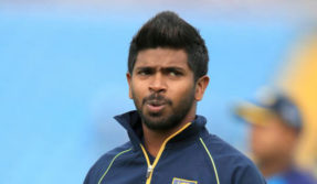 Lankan wicket-keeper Niroshan Dickwella fined for violating ICC code