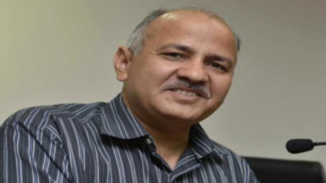 Delhi Deputy Chief Minister Manish Sisodia. (File Photo: IANS)