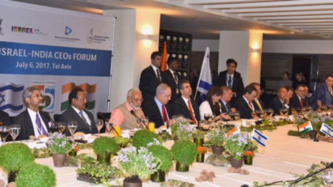 India-Israel CEOs Forum: New chapter in bilateral ties, says PM Modi