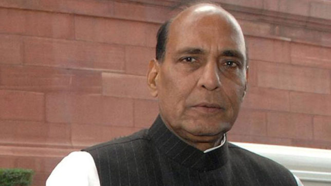 Amarnath attack: Rajnath holds security review meeting