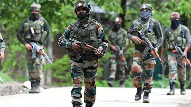 Chinese bulldozers never entered Indian territory: Indian Army