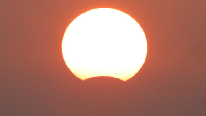 NASA issues safety tips to view solar eclipse