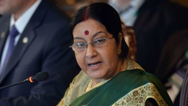 Will not declare 39 missing Indians dead without solid proof: Sushma