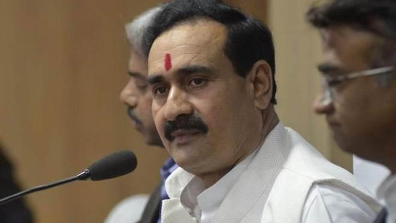 HC rejects MP Minister Narottam Mishra's plea to vote in Presidential poll