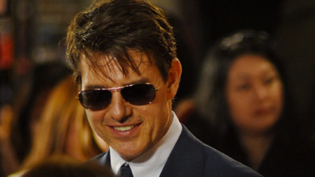 Tom Cruise's film in legal trouble over plane crash deaths
