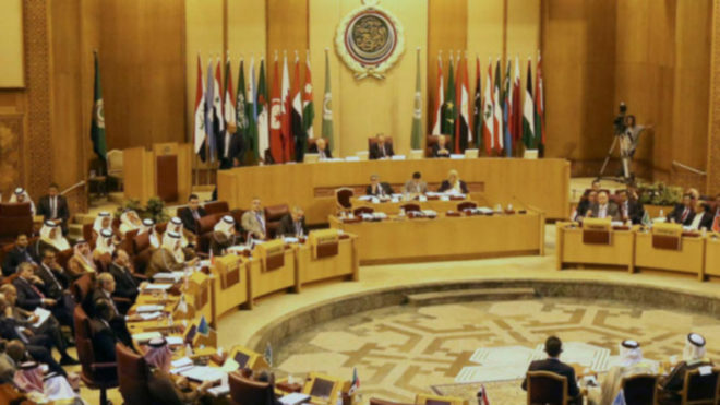The Council of the Arab League on Monday condemned Israel's decision to bar Palestinians from entering the al-Aqsa mosque in East Jerusalem