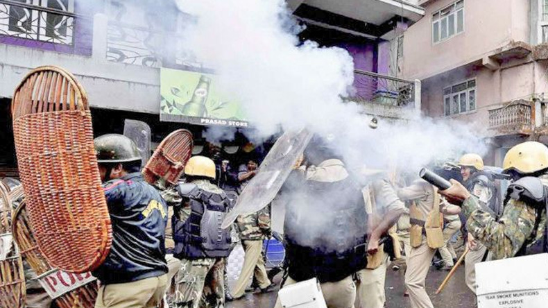 Darjeeling unrest: GJM activist dies 3 days after alleged lathicharge by police