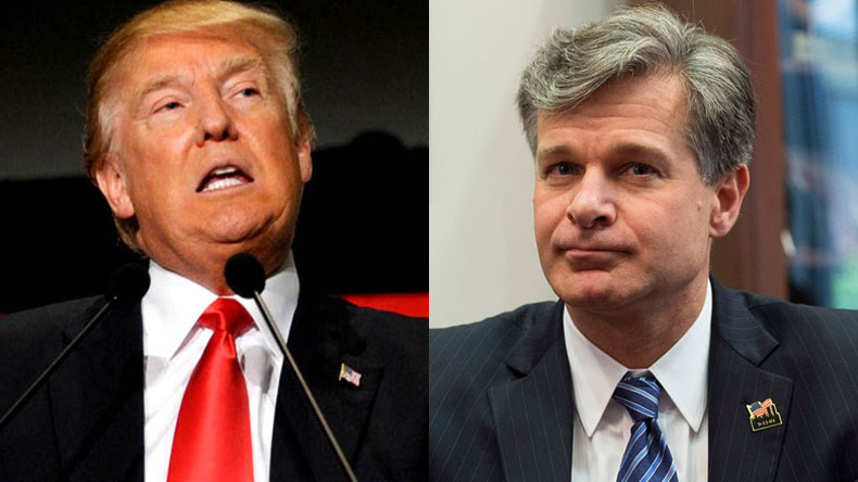 US-President-Donald-Trump's-pick-for-FBI-director-says-he-will-ensure-independence