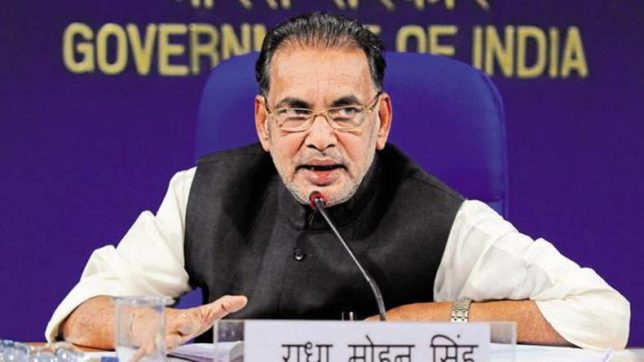 India will become self-sufficient in oilseeds and pulses soon, says Agriculture Minister Radha Mohan Singh