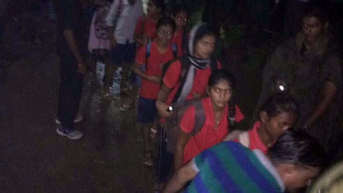 Rajasthan floods, Sirohi, Jalore, Disaster Management and Relief Department, Rajasthan, Rajasthan Floods, Floods, NDRF Teams, Indian army, Dr Bhim Rao Ambedkar Hostel, National News, Latest News