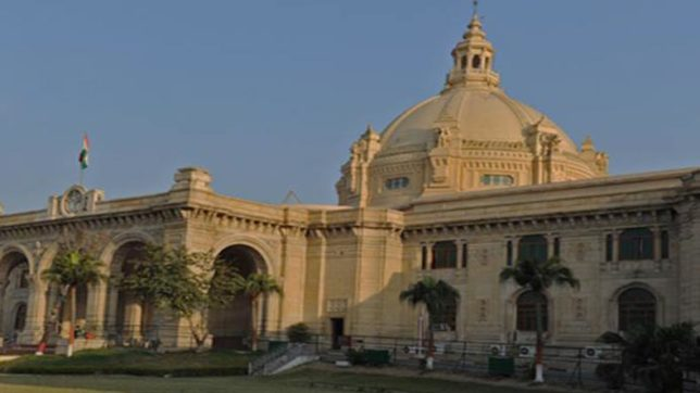Amid opposition boycott, UP assembly passes 76 departments' budget in 15 minutes