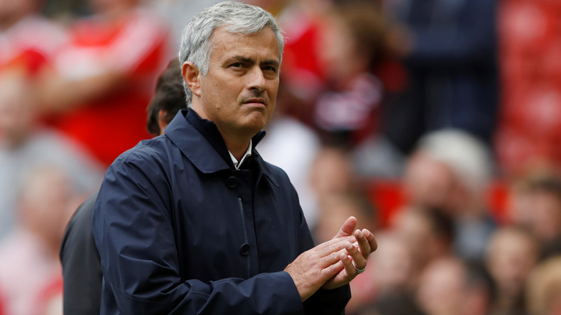 Jose Mourinho identifies two positions he wants to strengthen in transfer market