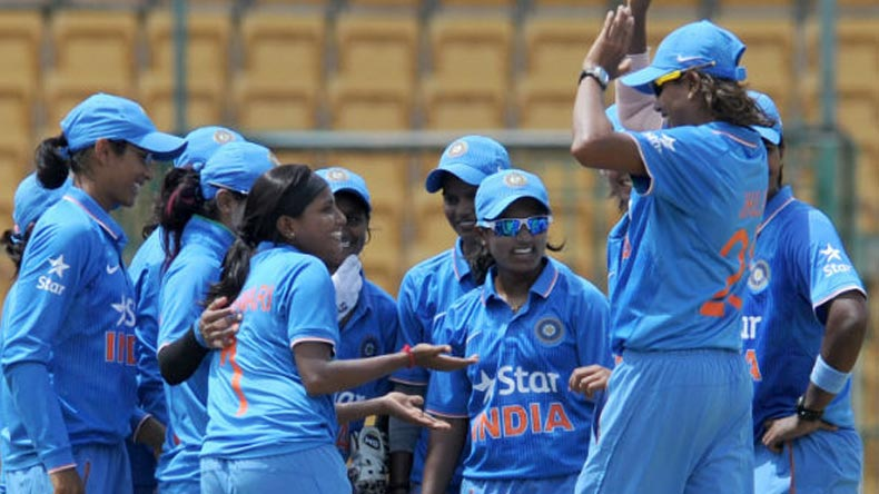 Women's World Cup South Africa post challenging total vs India