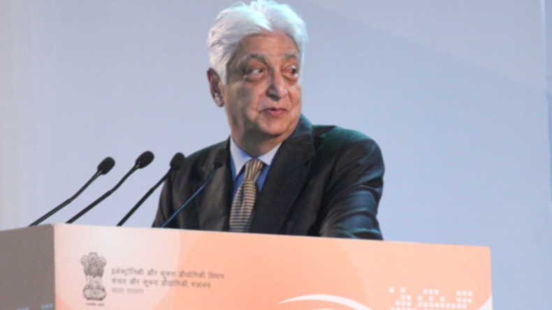 Clients to spend more on technology this year: Azim Premji